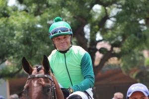 Horsty - Martin Pedroza - race 1 -5.14.16