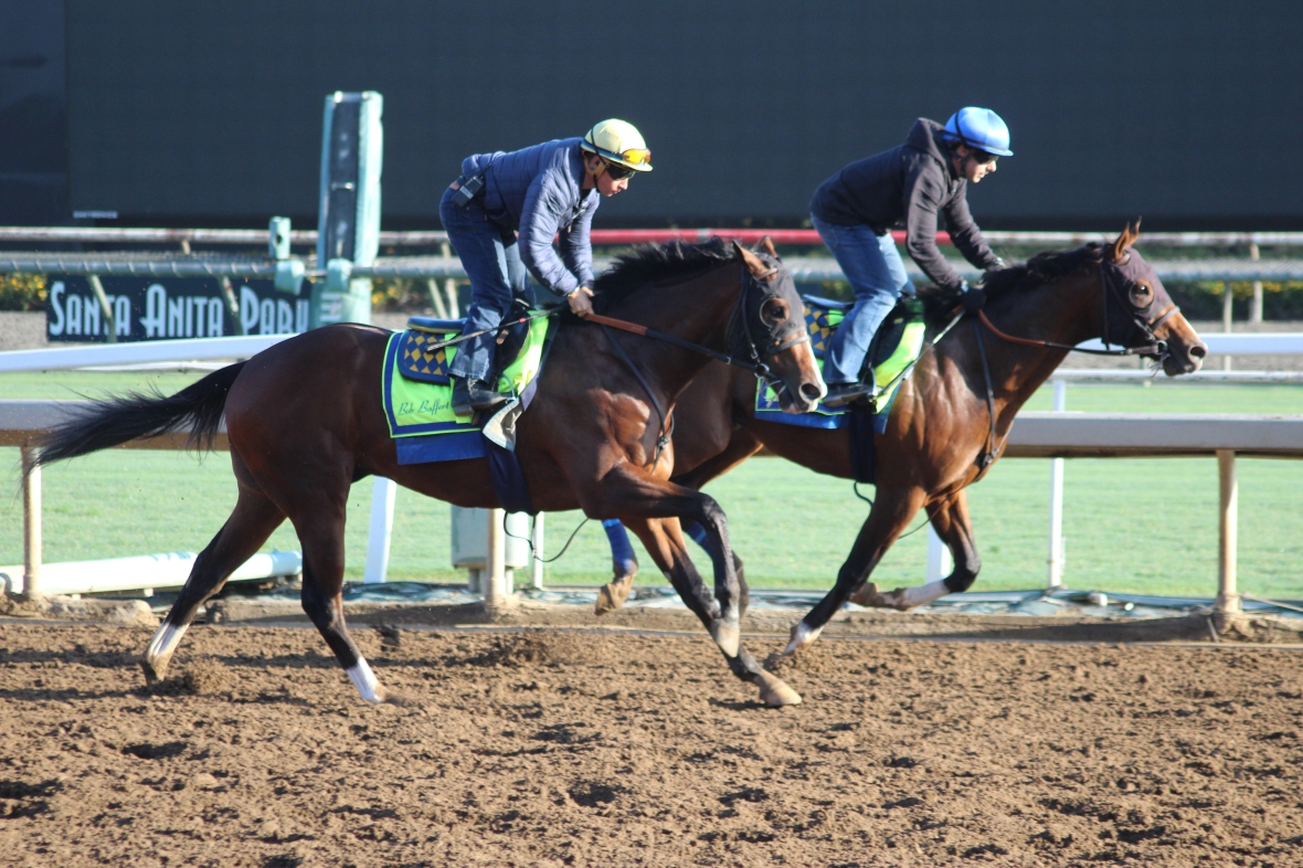 IMG_4041 - Baffert - Kalu - Intimidation