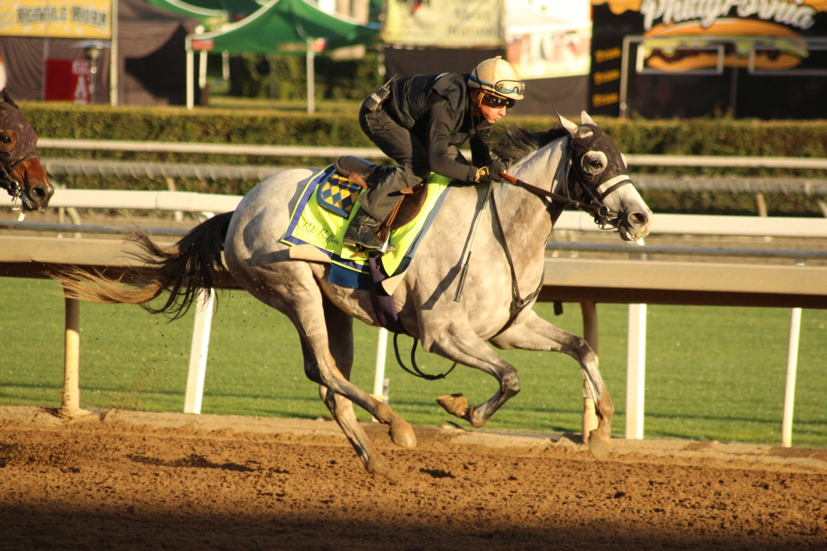 IMG_0958 - Baffert - Just a Smidge
